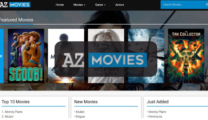 Best Sites Like AZmovies – Watch Movies Online with AZ Movies in 2021